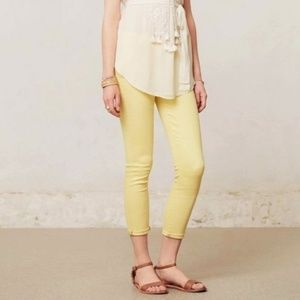 """MOTHER : """"The Looker"""" Crop Skinny Jeans Size 28"""
